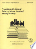 Reducing Seismic Hazards of Existing Buildings Book