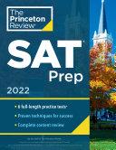 Princeton Review SAT Prep  2022