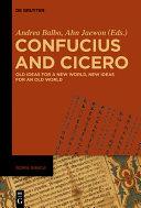 Pdf Confucius and Cicero Telecharger