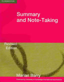 Summary and Note-Taking