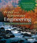 Cover of Water and Wastewater Engineering