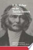E H Weber On The Tactile Senses Book PDF