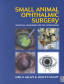 Small Animal Ophthalmic Surgery