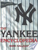 """""""The Yankee Encyclopedia"""" by Mark Gallagher"""
