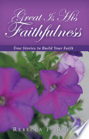 Great Is His Faithfulness Book