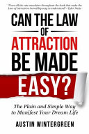 Can the Law of Attraction Be Made Easy