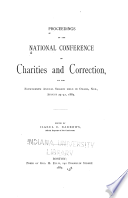 Proceedings Of The Annual Conference Of Charities And Correction Held At