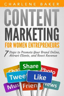 Content Marketing for Women Entrepreneurs
