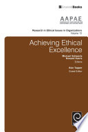 Achieving Ethical Excellence