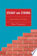 Steady and Strong