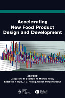Accelerating New Food Product Design and Development Book PDF