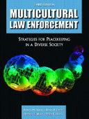 Multicultural Law Enforcement Book
