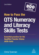 Cover of How to Pass the QTS Numeracy and Literacy Skills Tests
