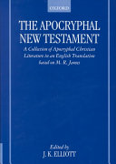 The Apocryphal New Testament Book