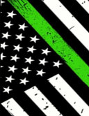 Thin Green Line Sketchbook