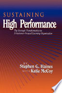 Sustaining High Performance Book PDF