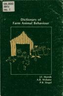 Dictionary of Farm Animal Behaviour