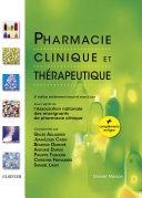 Pdf Pharmacie clinique et thérapeutique Telecharger