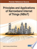 Principles and Applications of Narrowband Internet of Things (NBIoT)