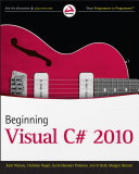 Beginning Visual C  2010