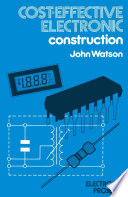Cost Effective Electronic Construction