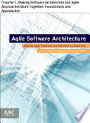 Agile Software Architecture