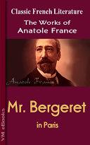Pdf Monsieur Bergeret in Paris
