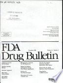 FDA Drug Bulletin