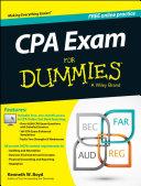 CPA Exam For Dummies [Pdf/ePub] eBook