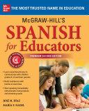 McGraw-Hill's Spanish for Educators, Premium Second Edition [Pdf/ePub] eBook