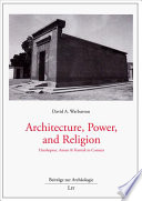 Architecture, Power, and Religion