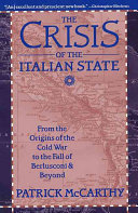 The Crisis of the Italian State