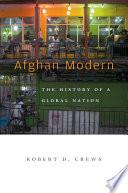 Afghan Modern