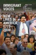 Immigrant Voices [Pdf/ePub] eBook
