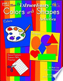 Mrs  E s Extraordinary Colors and Shapes Activities