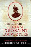 Pdf The Memoir of Toussaint Louverture Telecharger