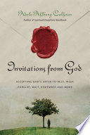 Invitations from God Book