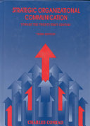 Cover of Strategic Organizational Communication