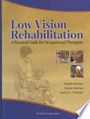 Low Vision Rehabilitation Book