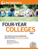Four-Year Colleges 2021