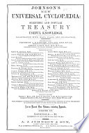 Johnson's New Universal Cyclopaedia: Lichfield-R
