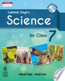 Lakhmir Singh's Science for Class 7