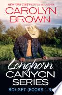 Longhorn Canyon Box Set Books 1 3