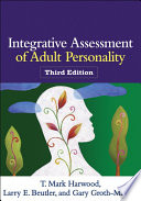 Integrative Assessment of Adult Personality  Third Edition