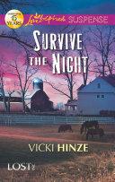 Survive the Night (Mills & Boon Love Inspired Suspense) (Lost, Inc., Book 1) Pdf/ePub eBook