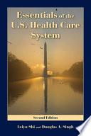 Essentials Of The U S Health Care System Book PDF