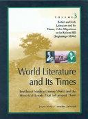 British and Irish Literature and Its Times