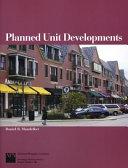 Planned Unit Developments