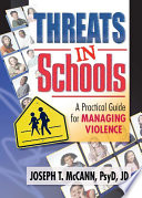 Threats in Schools Book