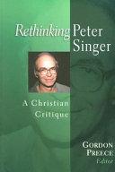 Rethinking Peter Singer